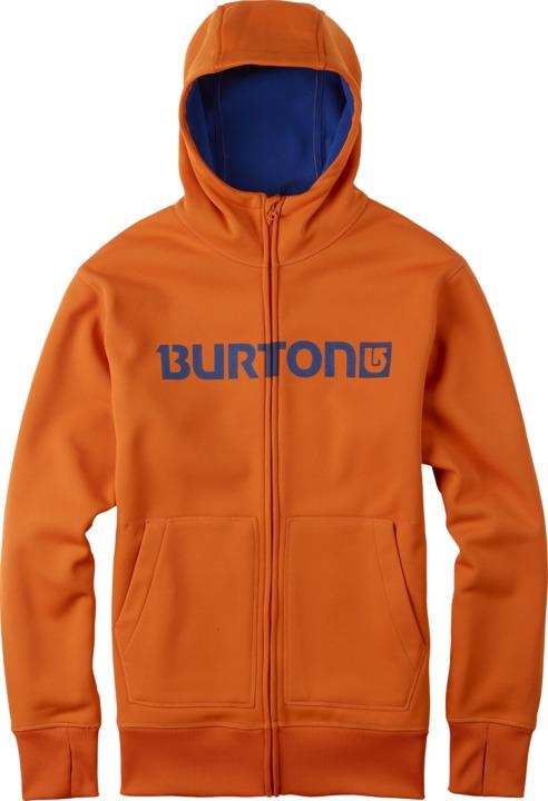 Bluza Aktywna Burton Bonded Hdd (Red Orange)