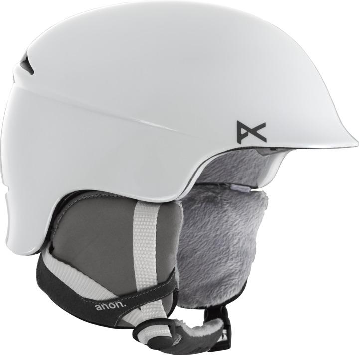 Kask Snowboardowy Anon Sonora Wmn (White)