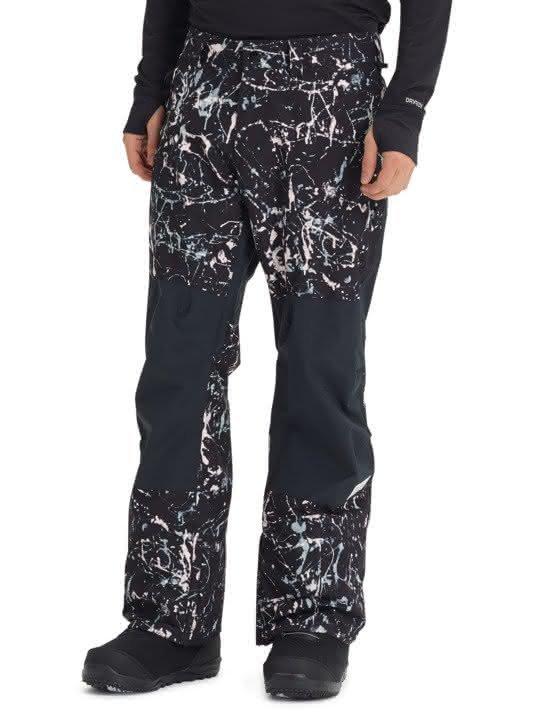 Spodnie Snowboardowe Analog Cinderblade (Splatter Camo / True Black) W19