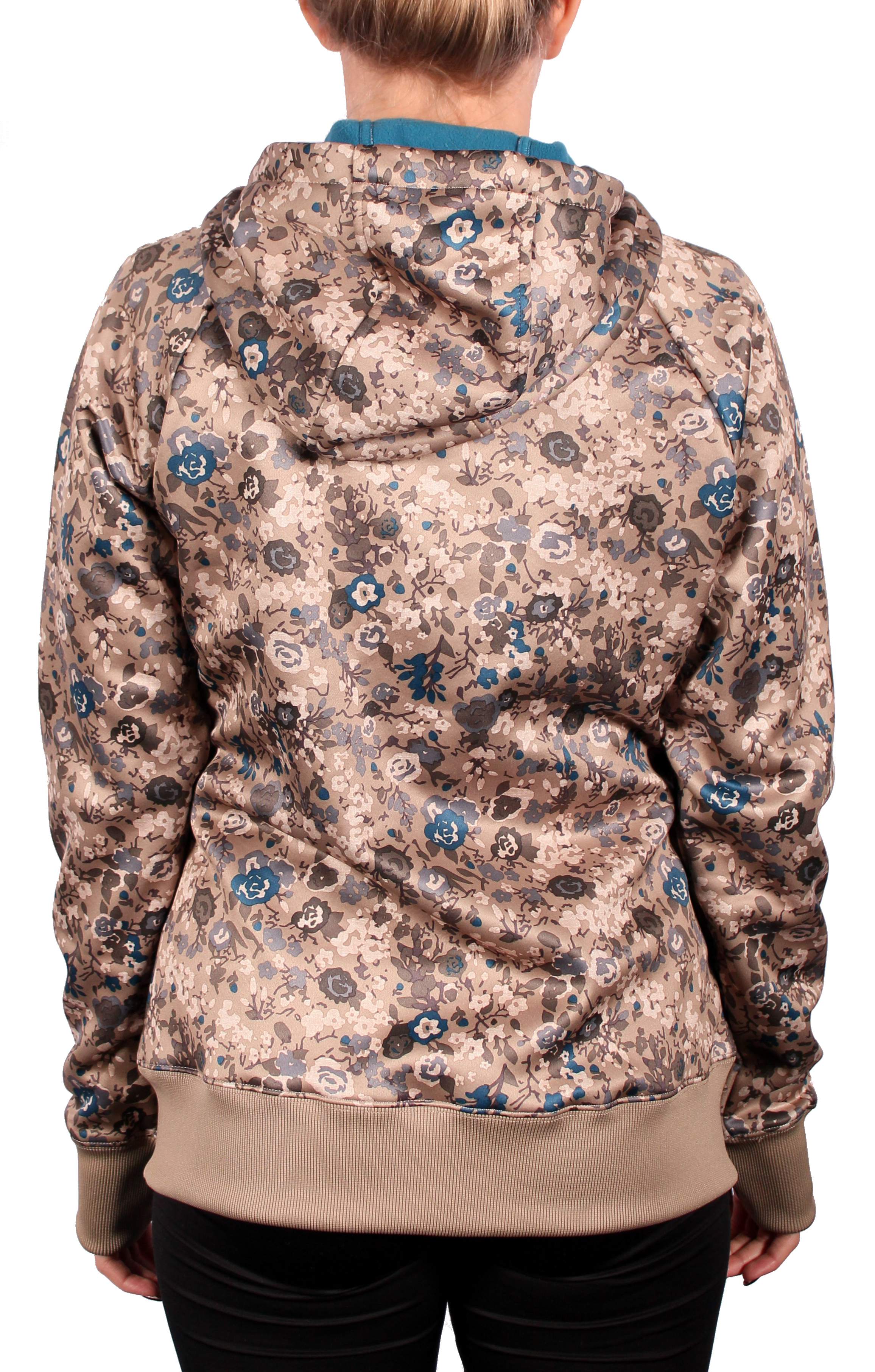 Bluza Burton Wms Scoop Hdd (Canvas Floral)