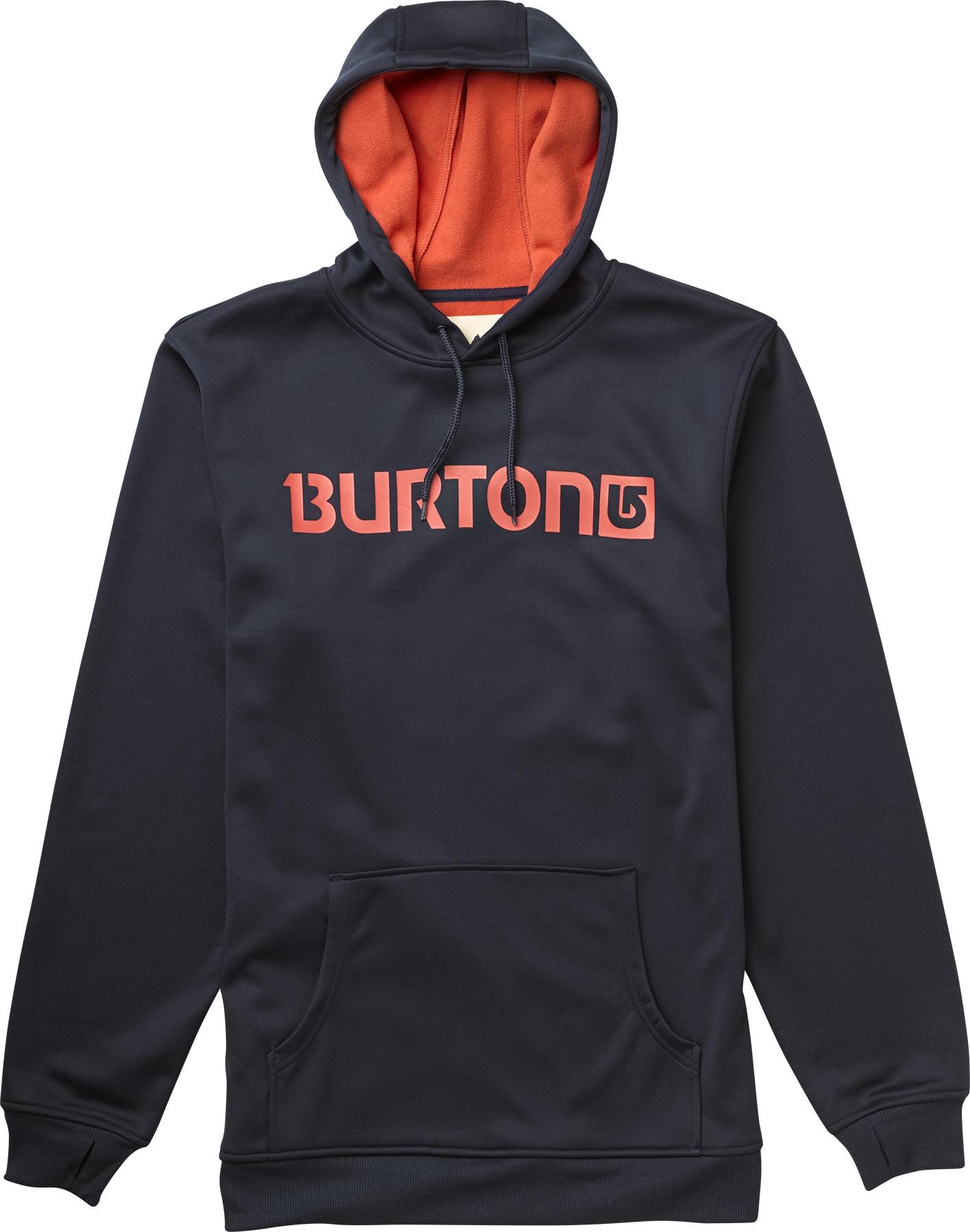 Bluza Aktywna Burton Crown Bonded (Eclipse)