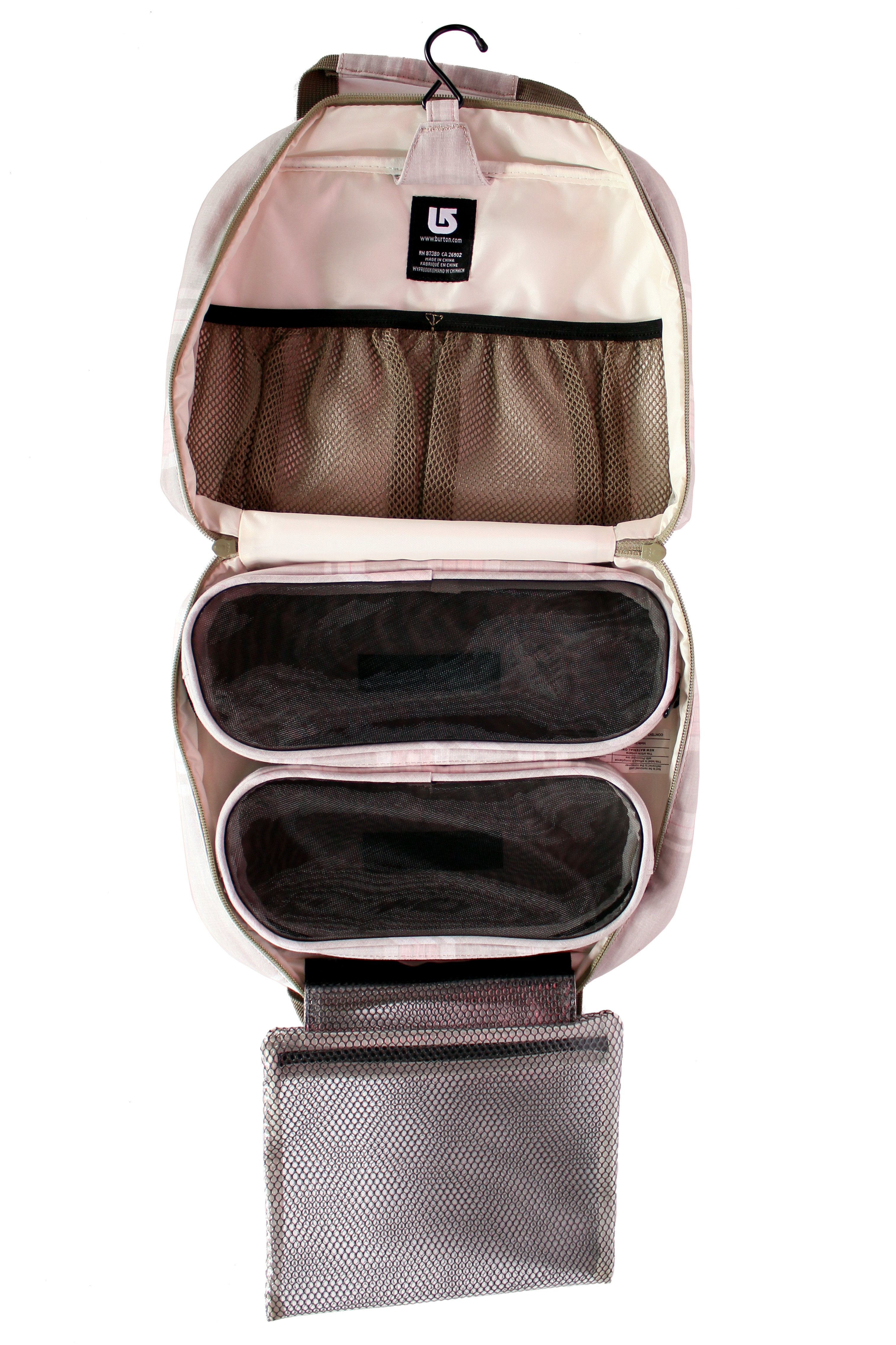 Kosmetyczka Burton Wns Tour Kit (Texture Stripe)