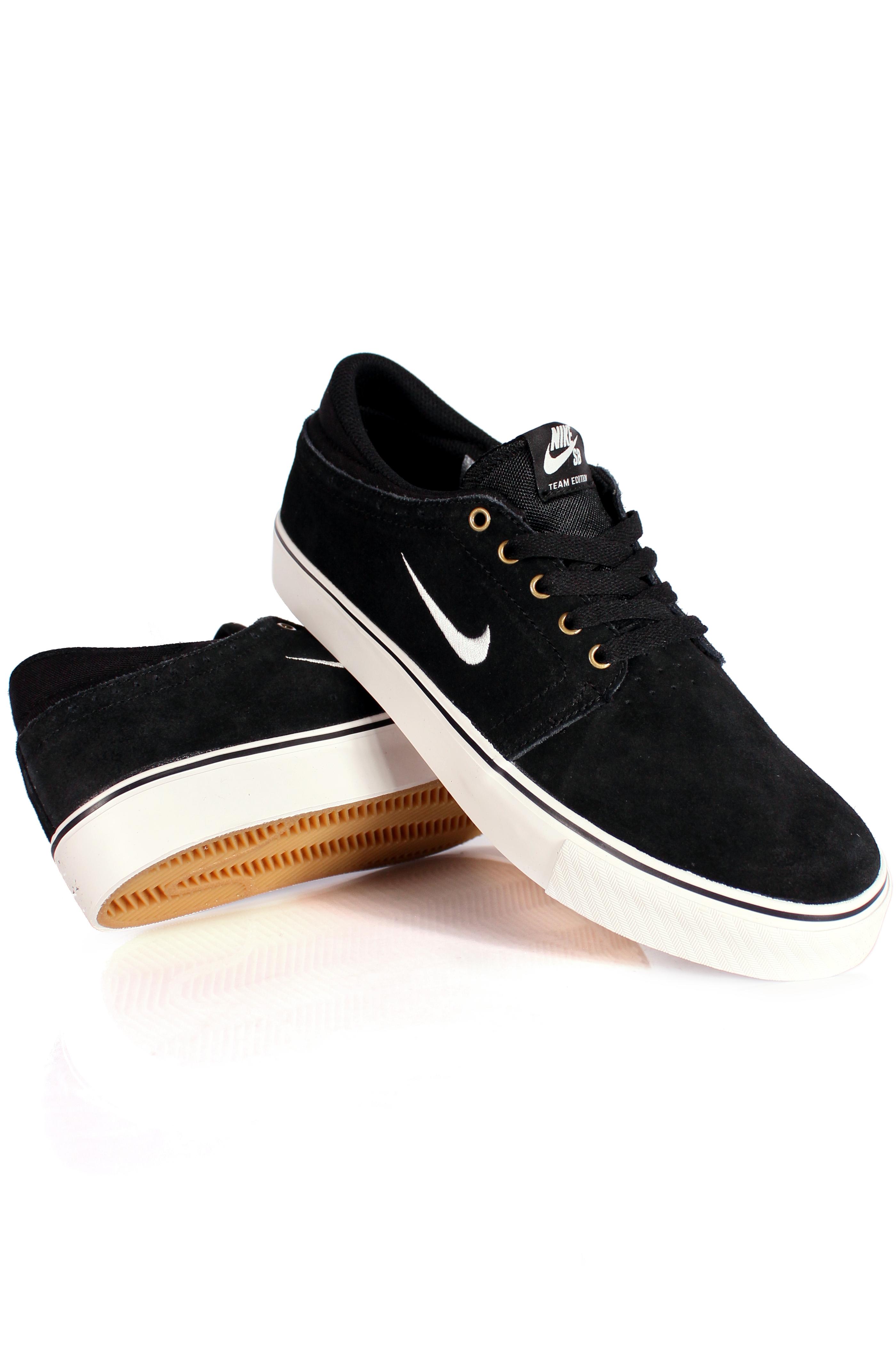 Buty Nike Sb Team Edition (Black/ White)