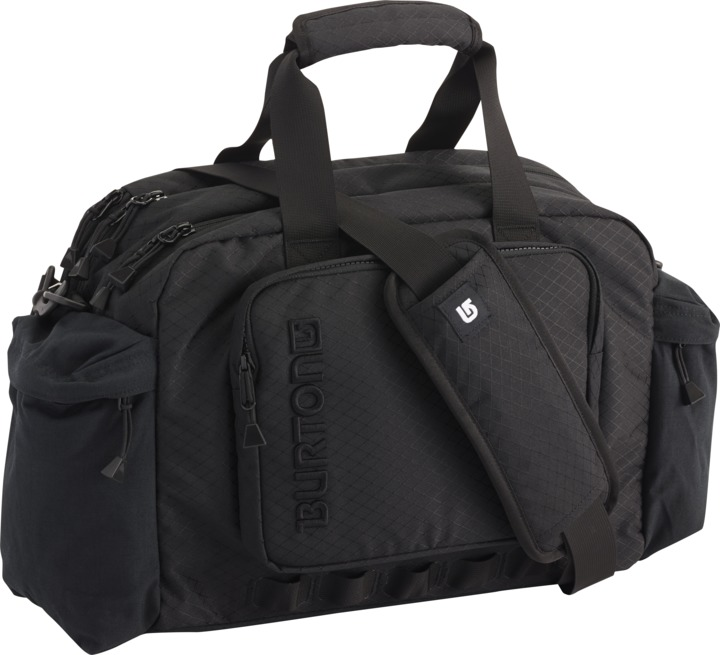Torba Burton Acces Messenger (Black Rip)