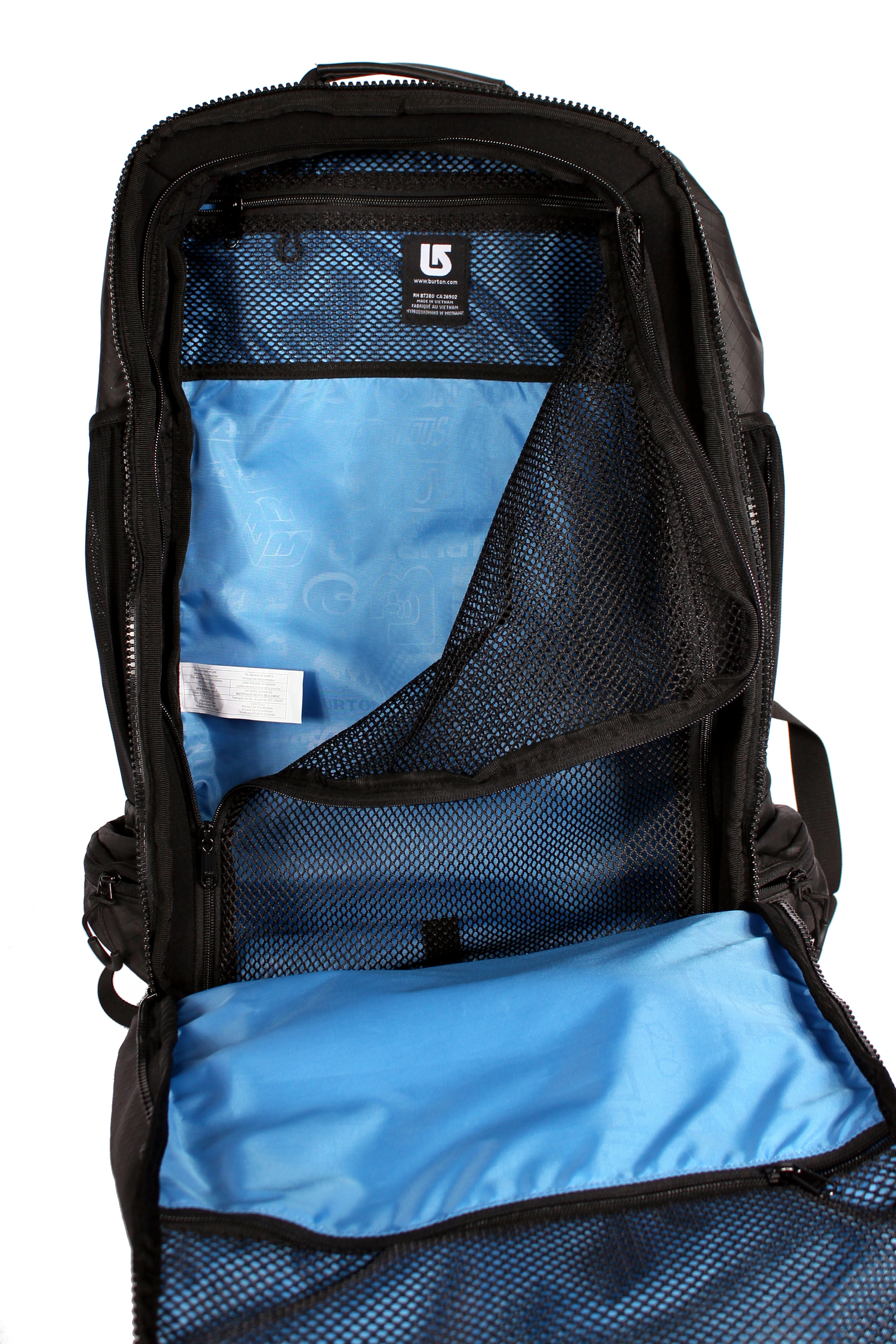 Plecak Tursystyczny Burton Traverse Pack (Black Rip Tarp) Fw18