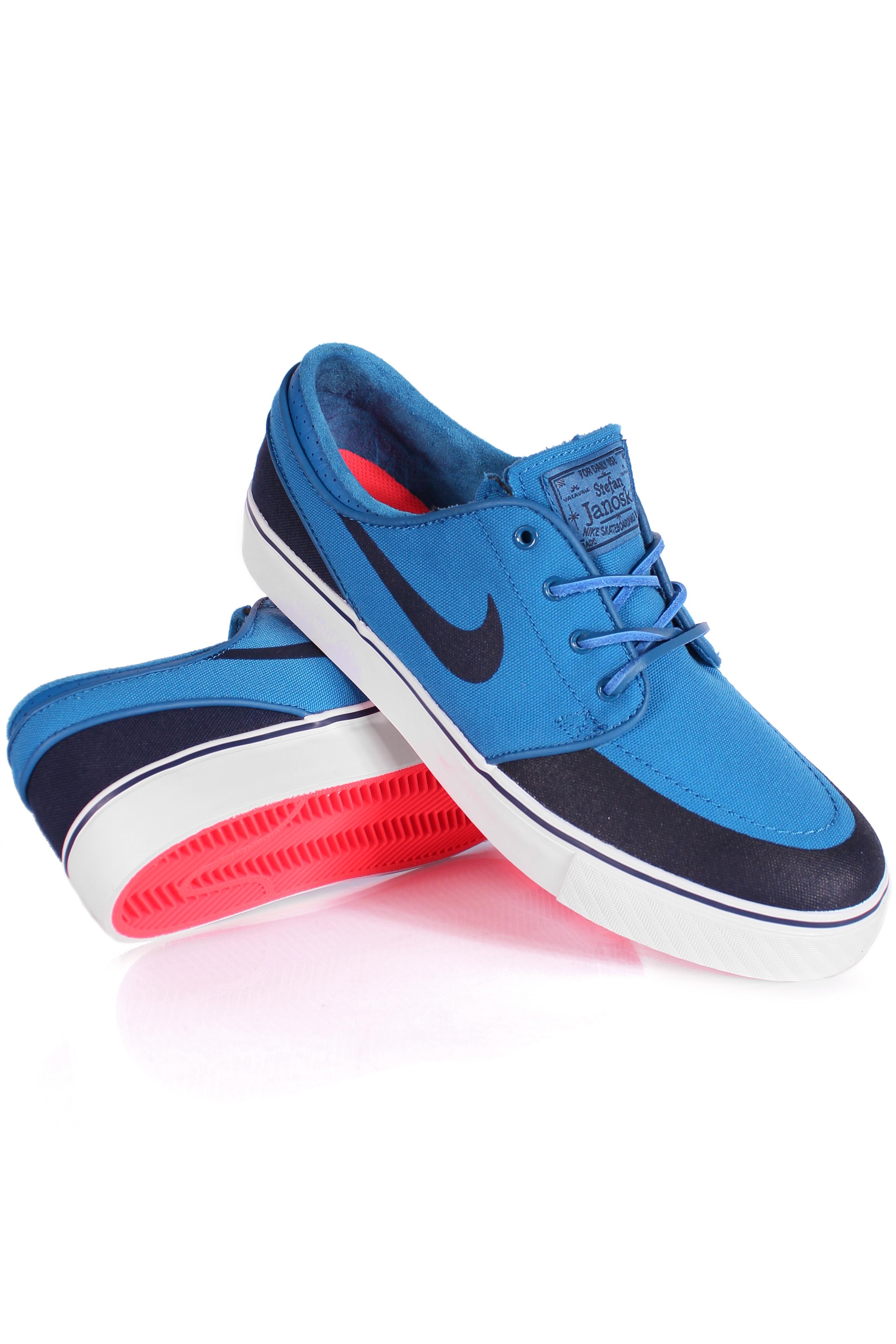 Buty Nike Sb Stefan Janoski Low Pr Se (Military Blue/Obsidian-white)