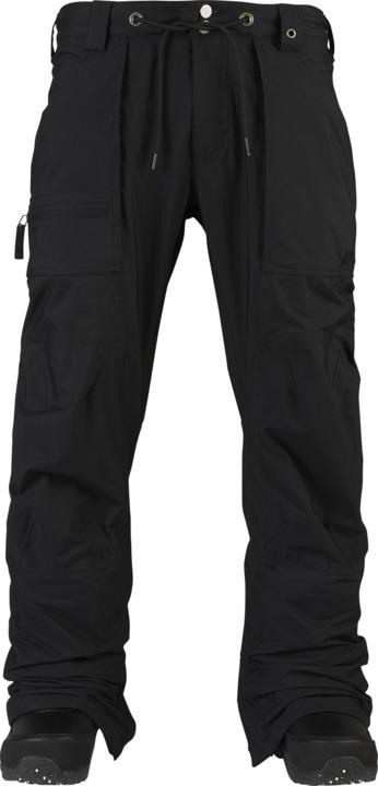 Spodnie Snowboardowe Burton Southside Mid (True Black)