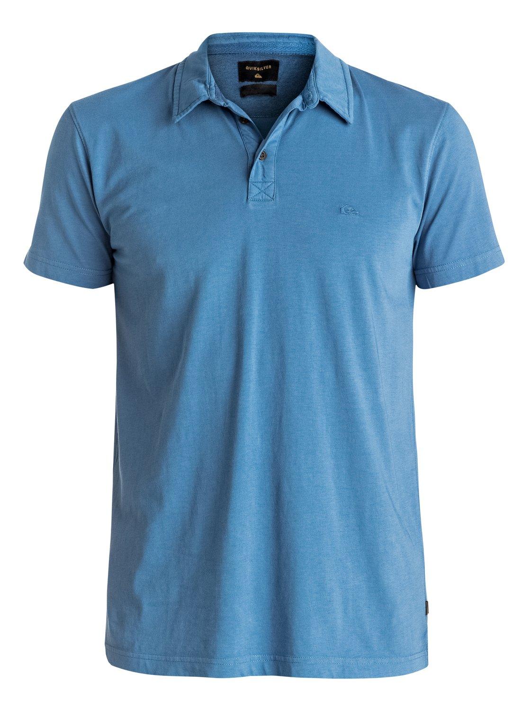 Koszulka Polo Quiksilver Everyday Sun Cruise (Vallarta Blue) Ss17