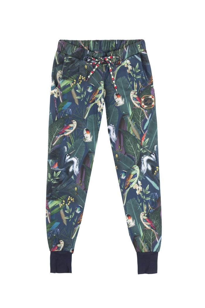 Spodnie Femi Fila (Navy Bird) Ss17