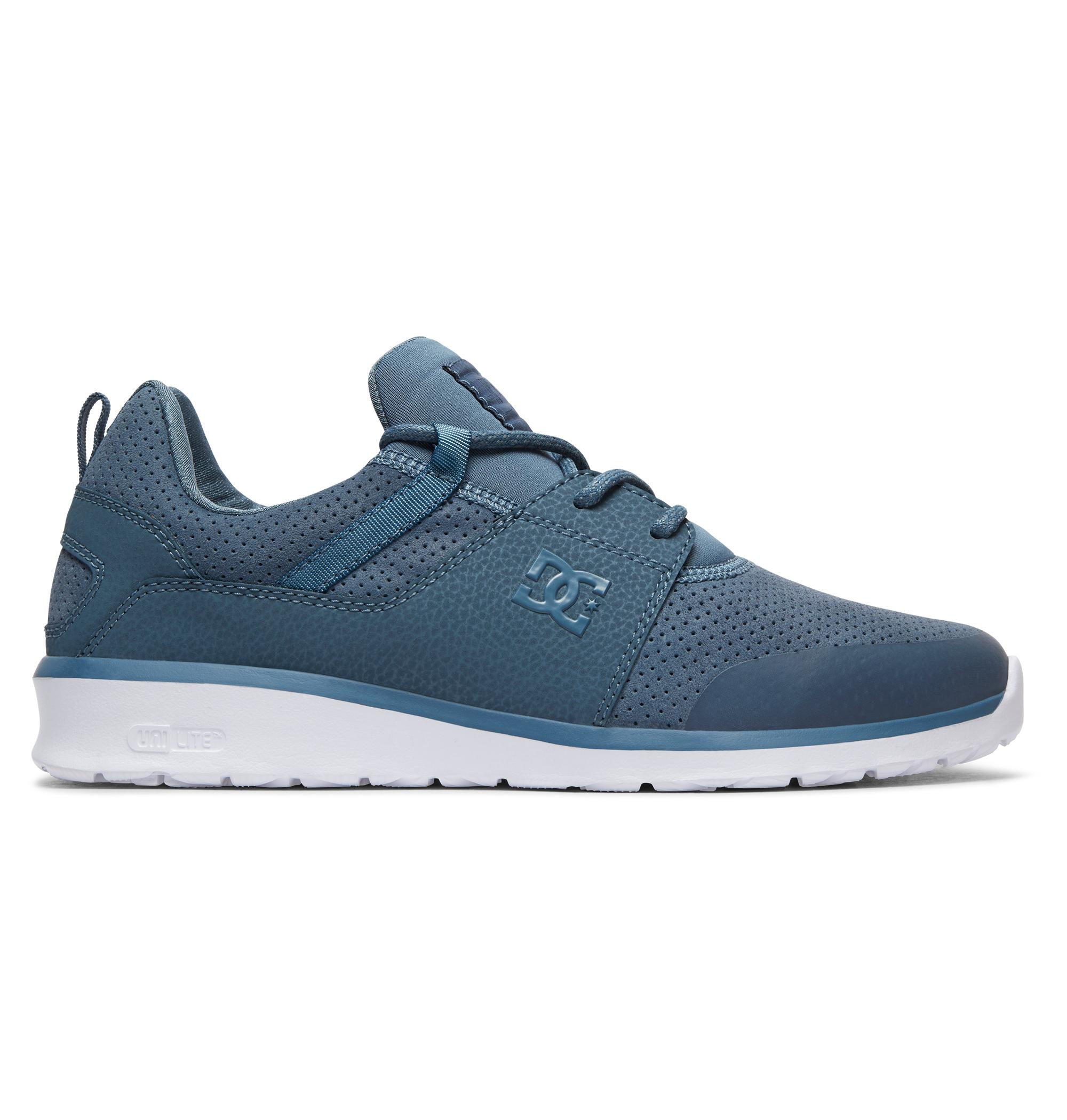 Buty Dc Heathrow Prestige (Blue Ashes White) Ss18