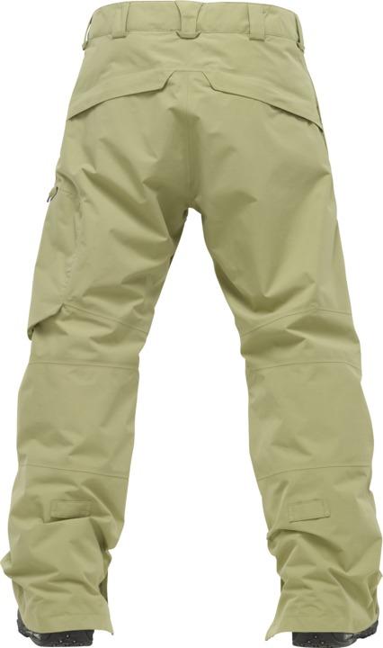 Spodnie Snowboardowe Burton Ak 2l Cyclic (Grayeen)