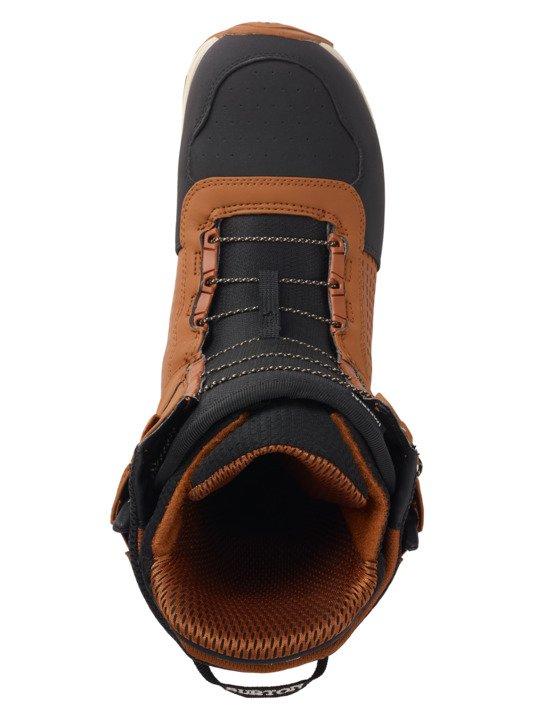Buty Snowboardowe Burton Imperial (Brown / Black) W19