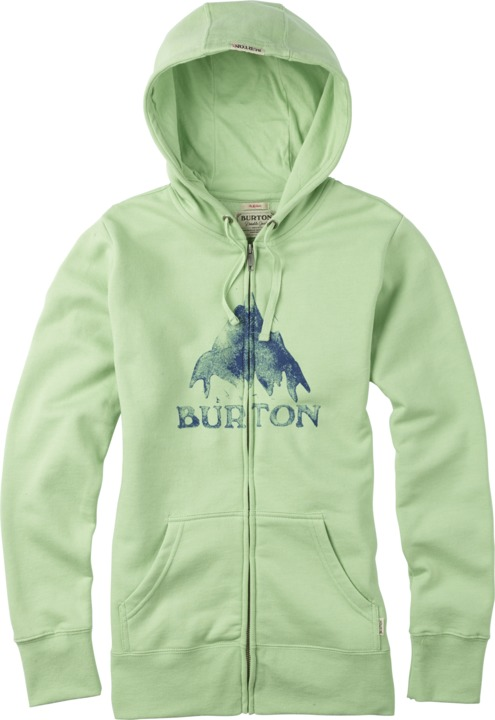 Bluza Burton Stamped Mountain Full-zip (Sprucetone)