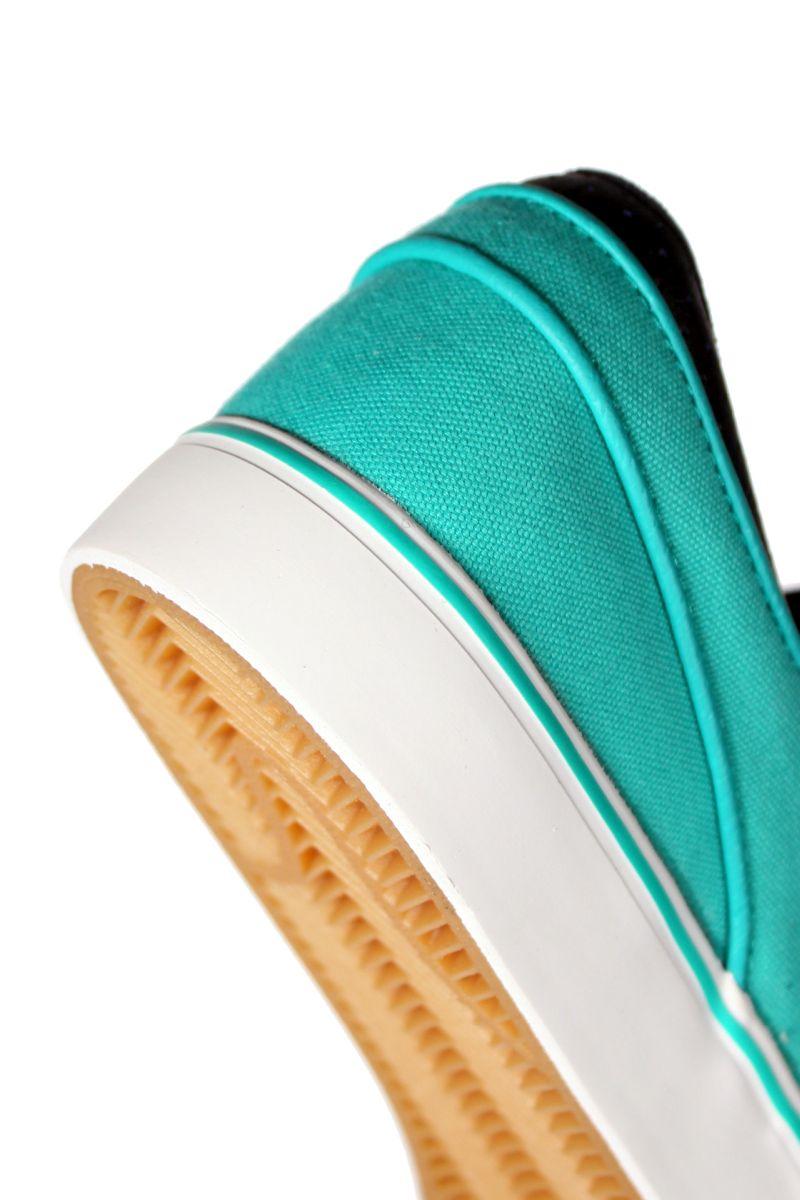 Buty Nike Sb Stefan Janoski Canvas (Turbo Green/ White)