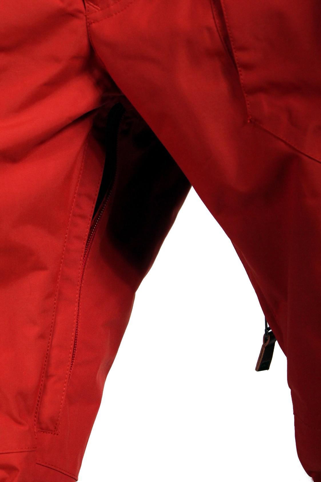 Spodnie Snowboardowe Analog Anthem (Red Ochre)