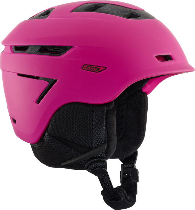 Kask Snowboardowy Anon Omega Mips (Pink) W18