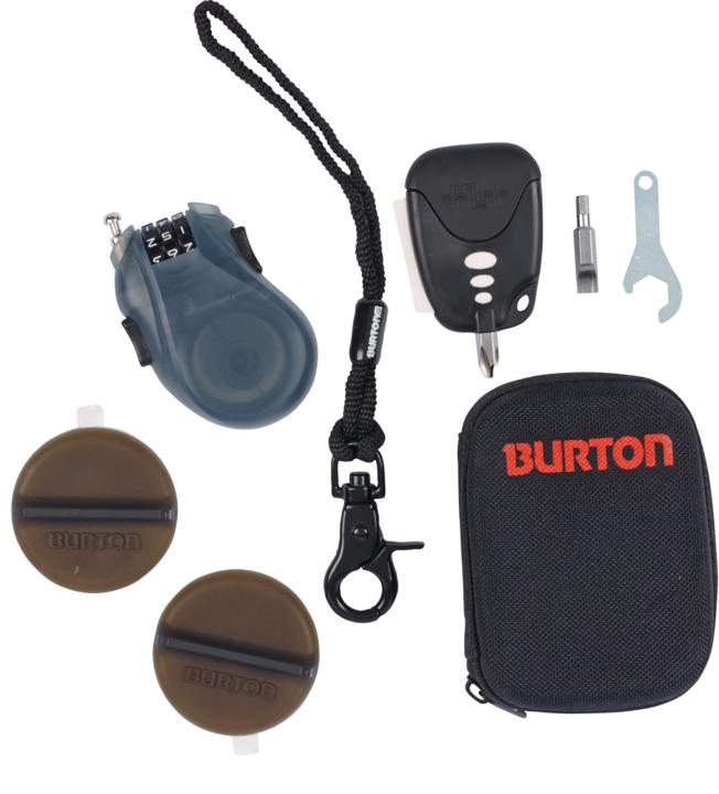 Akcesoria Burton Starter Kit (Black)
