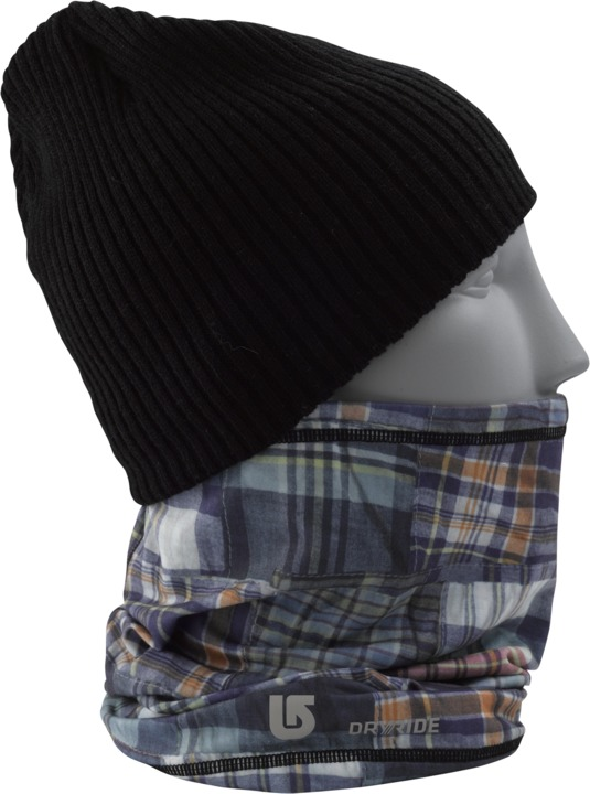 Ocieplacz Burton Midweight Neck Warmer (Madras Plaid)