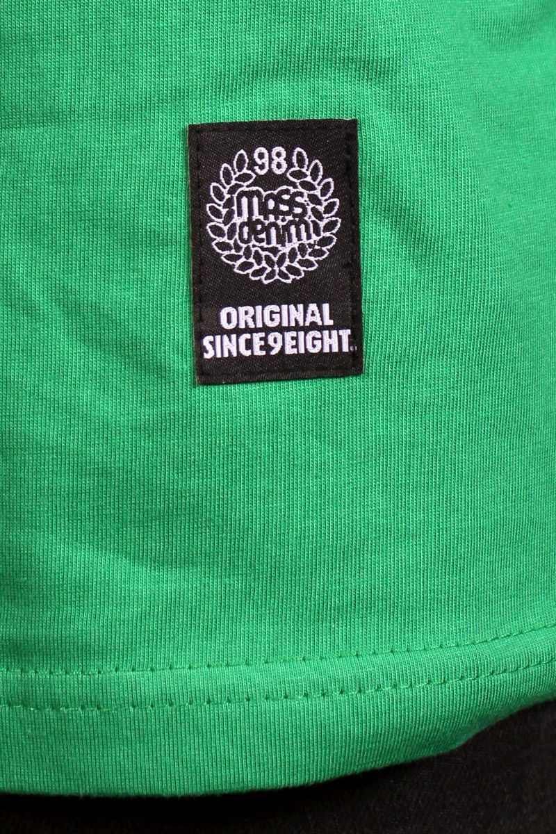 Koszulka Massdnm Natural High (Green)