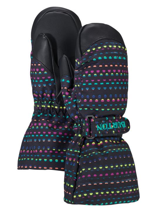 Dziecięce Rękawice Snowboardowe Burton Mini Heater (Candy Dots) W18
