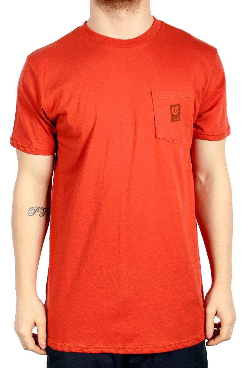 Koszulka Burton Rockword Slim (Rust Bucket)