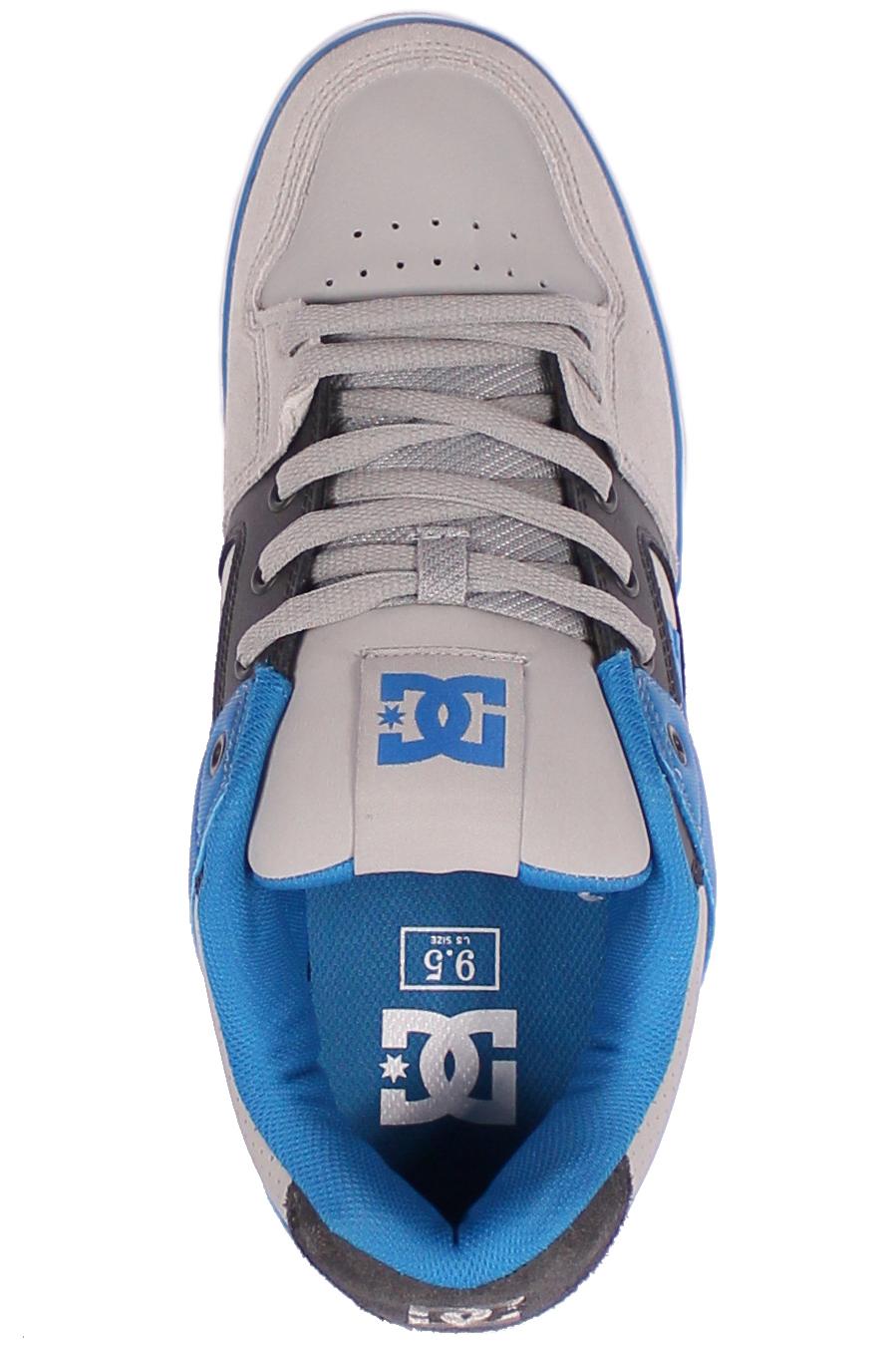 Buty Dc Pure Slim (Blue/Grey)
