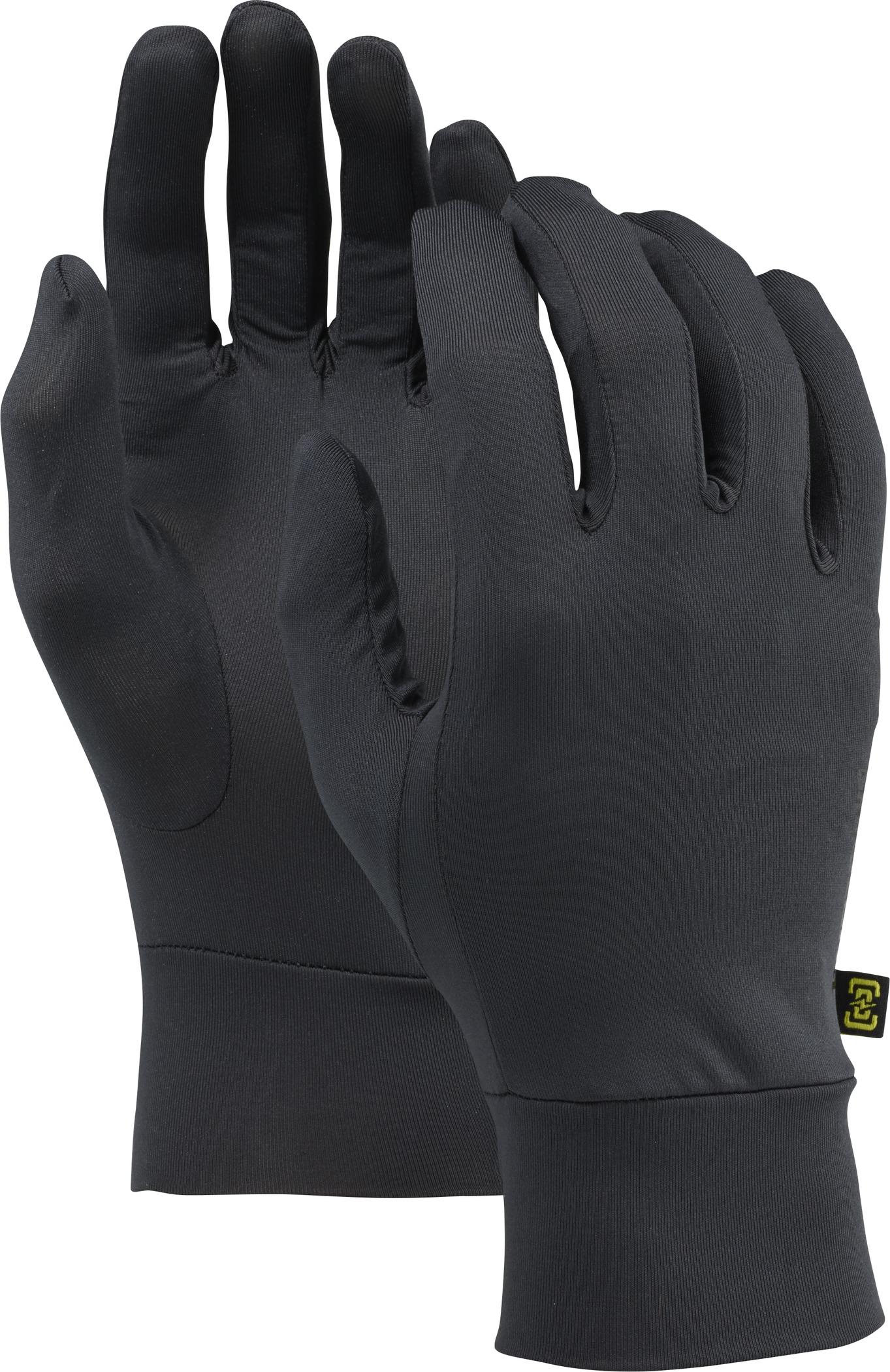 Rękawice Snowboardowe Burton Touchscreen Liner (True Black)