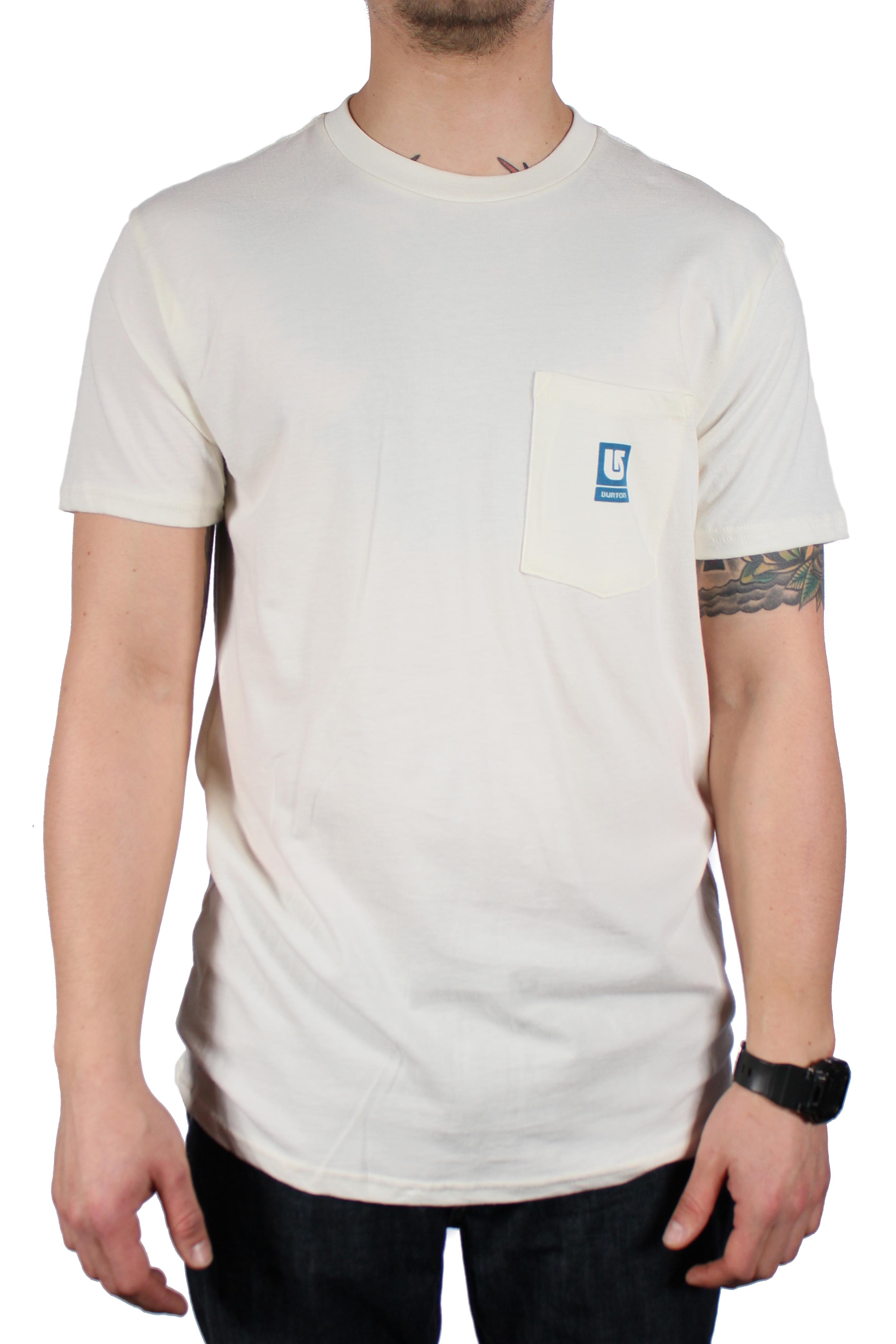 Koszulka Burton Rockford Slim (Vanilla)