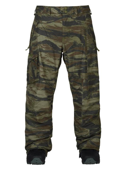 Spodnie Snowboardowe Burton Covert (Olive Green Worn Tiger) W18