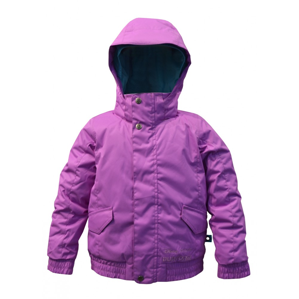 Dziecięca Kurtka Burton Girls Minishred Twist Bomber (Sulley Purple) W16