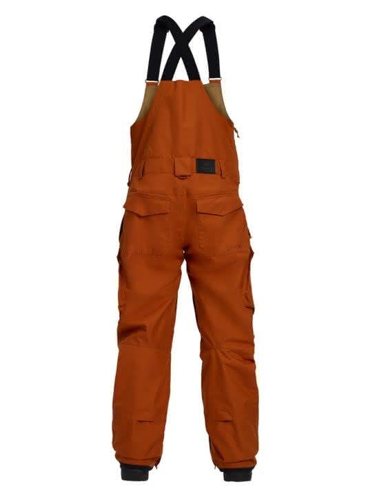 Spodnie Snowboardowe Burton Reserve Bib (Adobe) W19