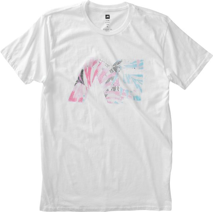 Koszulka Analog Miami Toner Slim (White)