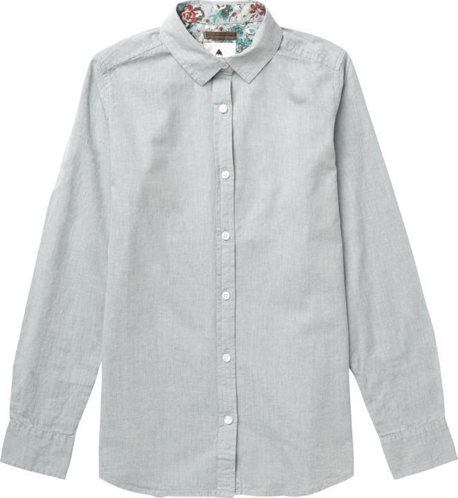 Koszula Burton Grace Wvn (Chambray)