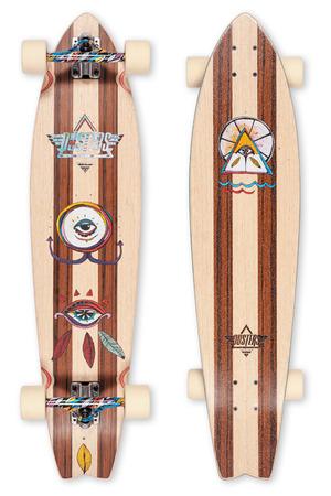 Longboard Dusters California - Mia Rosewood