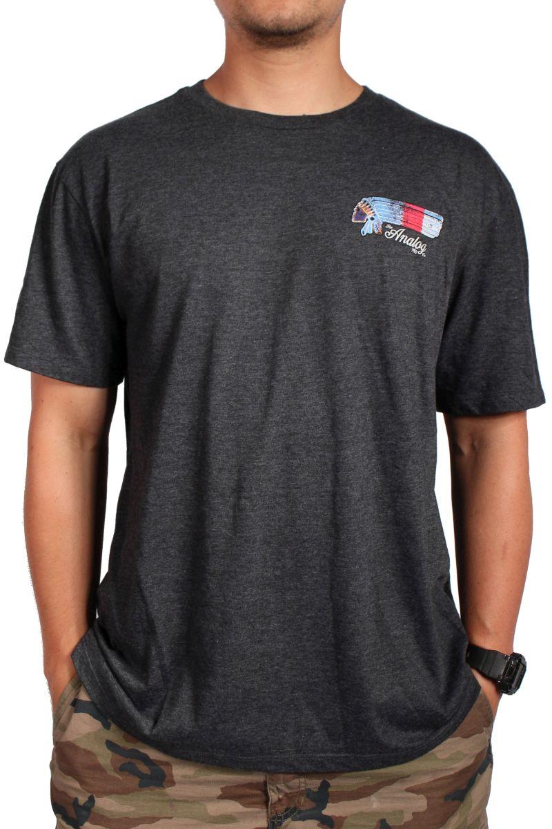Koszulka Analog Neon Native (Black)