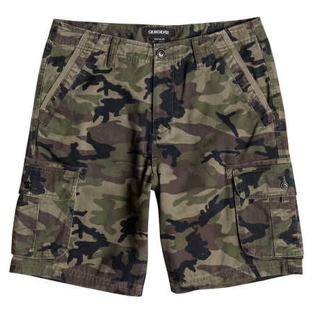 Szorty Quiksilver Deluxe (Camoflage) Ss16