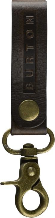Brelok Do Kluczy Burton Keychain (Leather Brown)