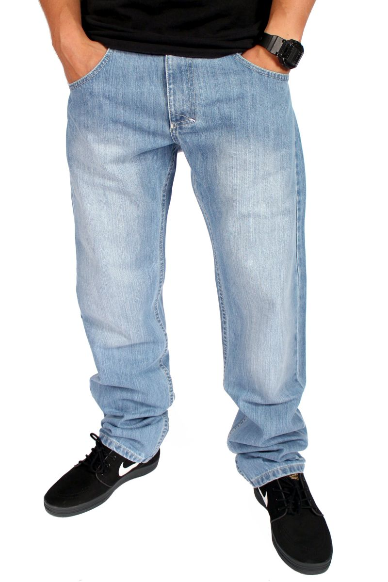 Spodnie Mass Denim Jeans Ambition (Light Blue)