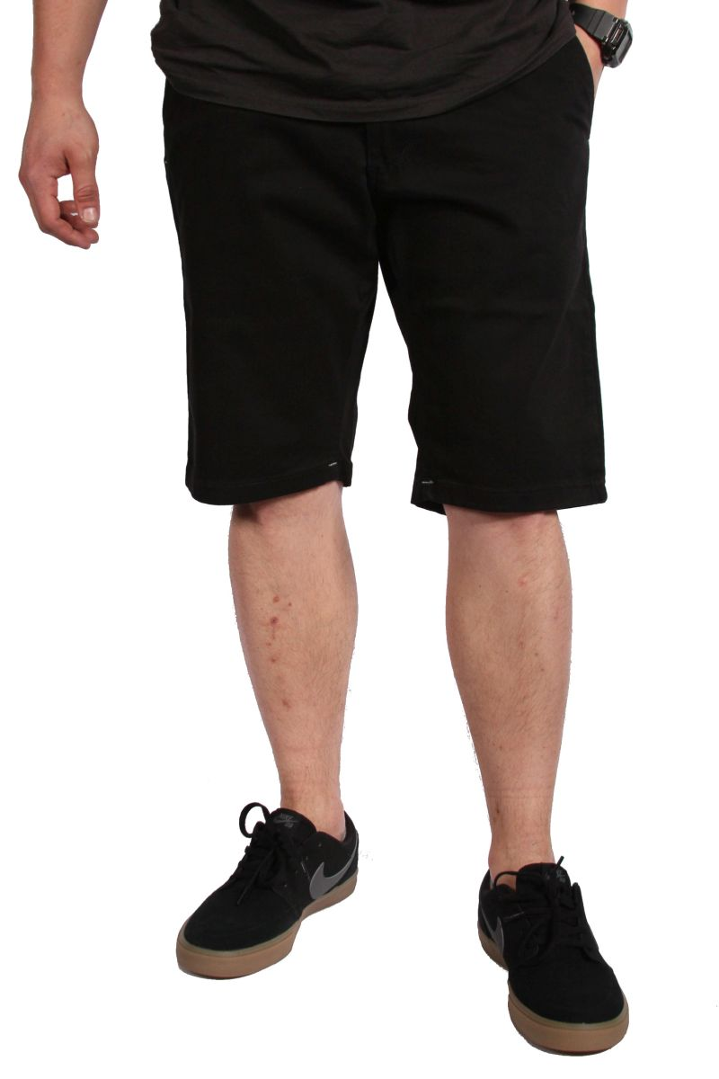 Szorty Nervous Chino (Black) Ss17