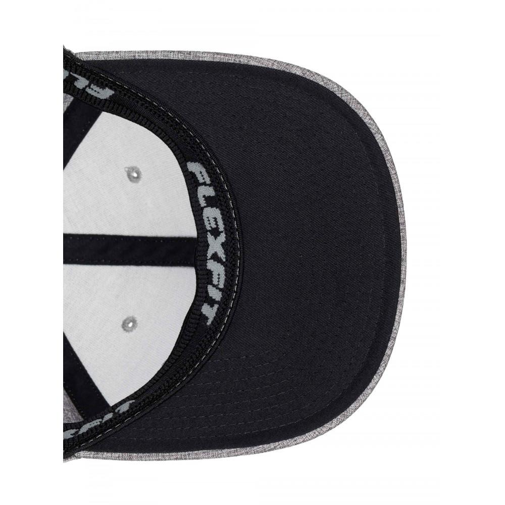 Czapka Z Daszkiem Quiksilver Sideform Flexfit (Black)