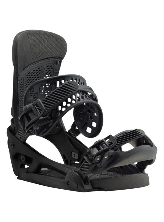 Wiązania Snowboardowe Burton Malavita Est (Black Fade) W18
