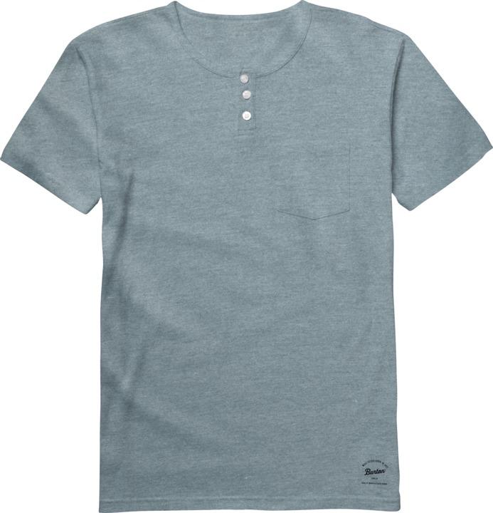Koszulka Burton Pippin Hnly (Heather Slated)