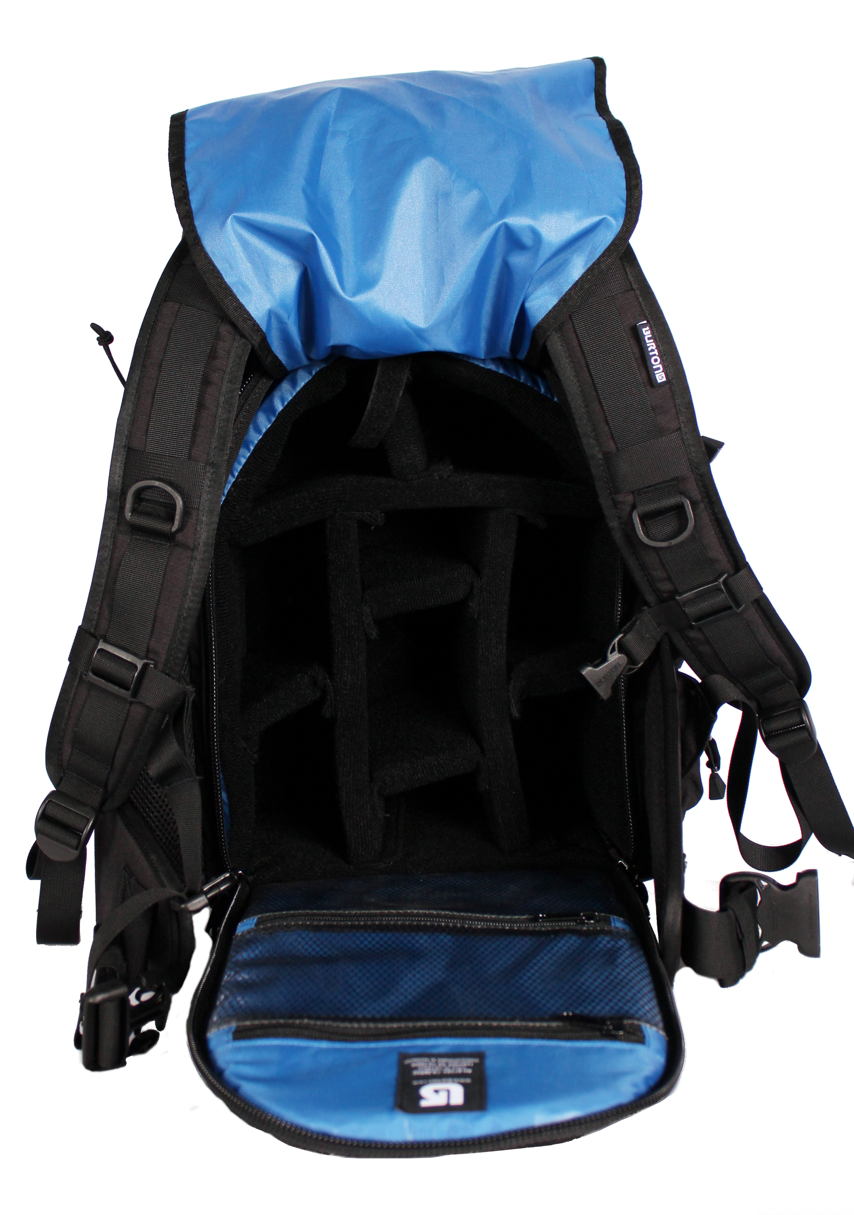 Plecak Fotograficzny Burton Zoom Pack 26l (True Black) W20