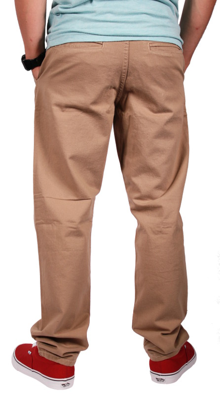 Spodnie Smoke Story Group Chino (Khaki)