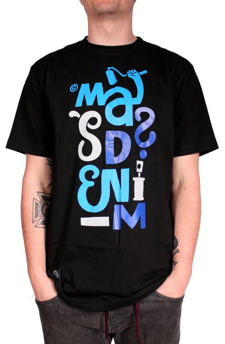 Koszulka Massdnm Paint (Black)