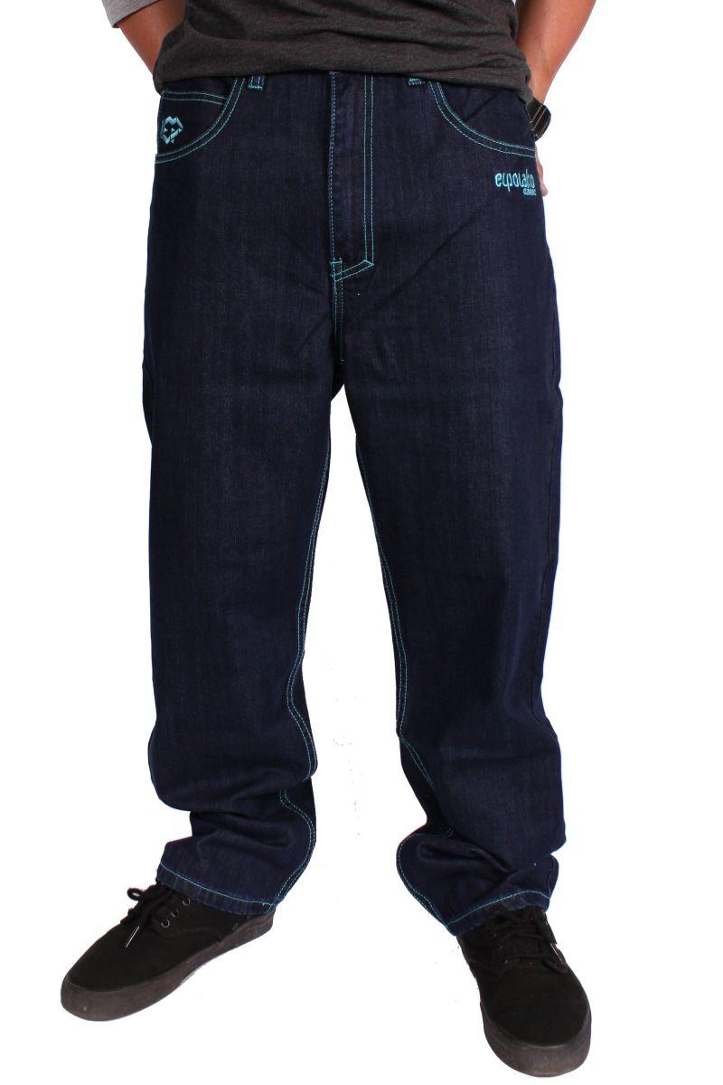 Spodnie El Polako Panda (Navy)