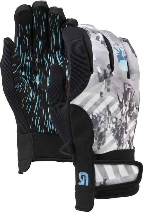 Rękawice Snowboardowe Burton Pipe Glove (Blotto Shibuya Crossing)