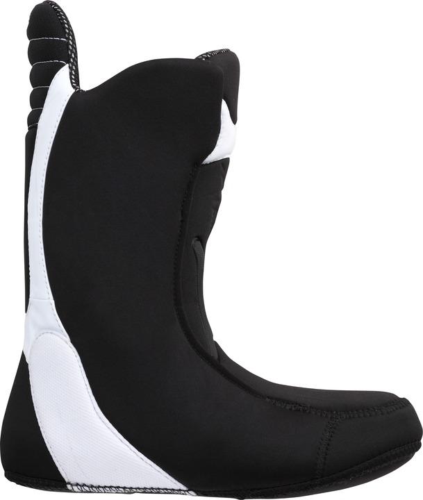Buty Snowboardowe Burton Hail (Black/White)