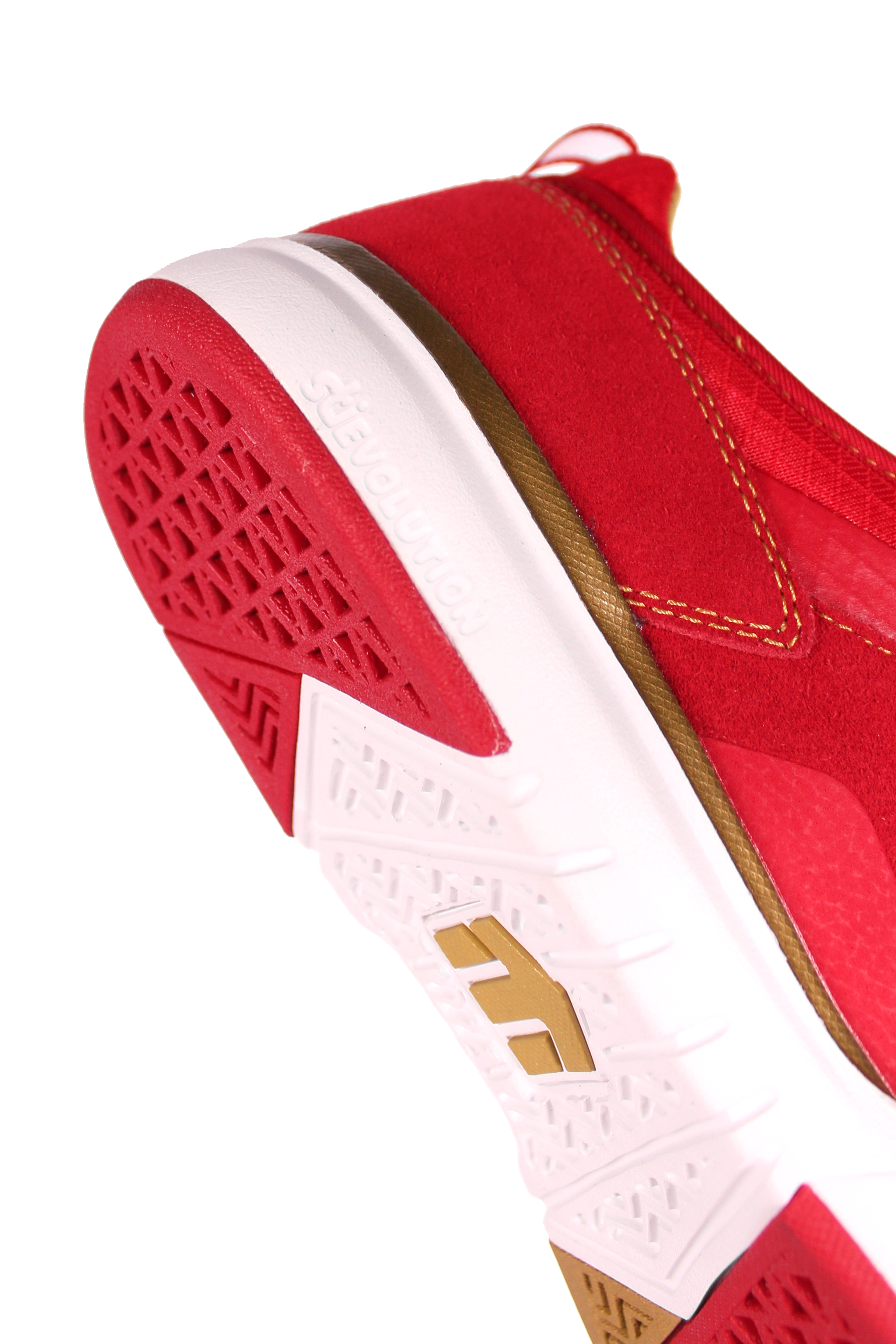 Buty Etnies Aventa (Red/Gold)