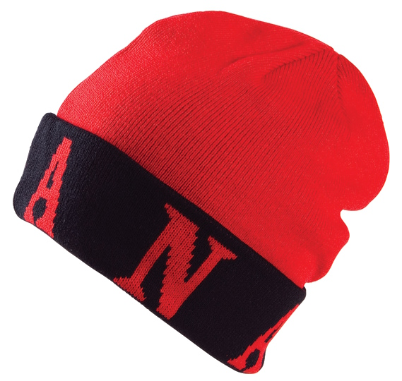 Czapka Zimowa Analog Dispatch Beanie (Infrared)